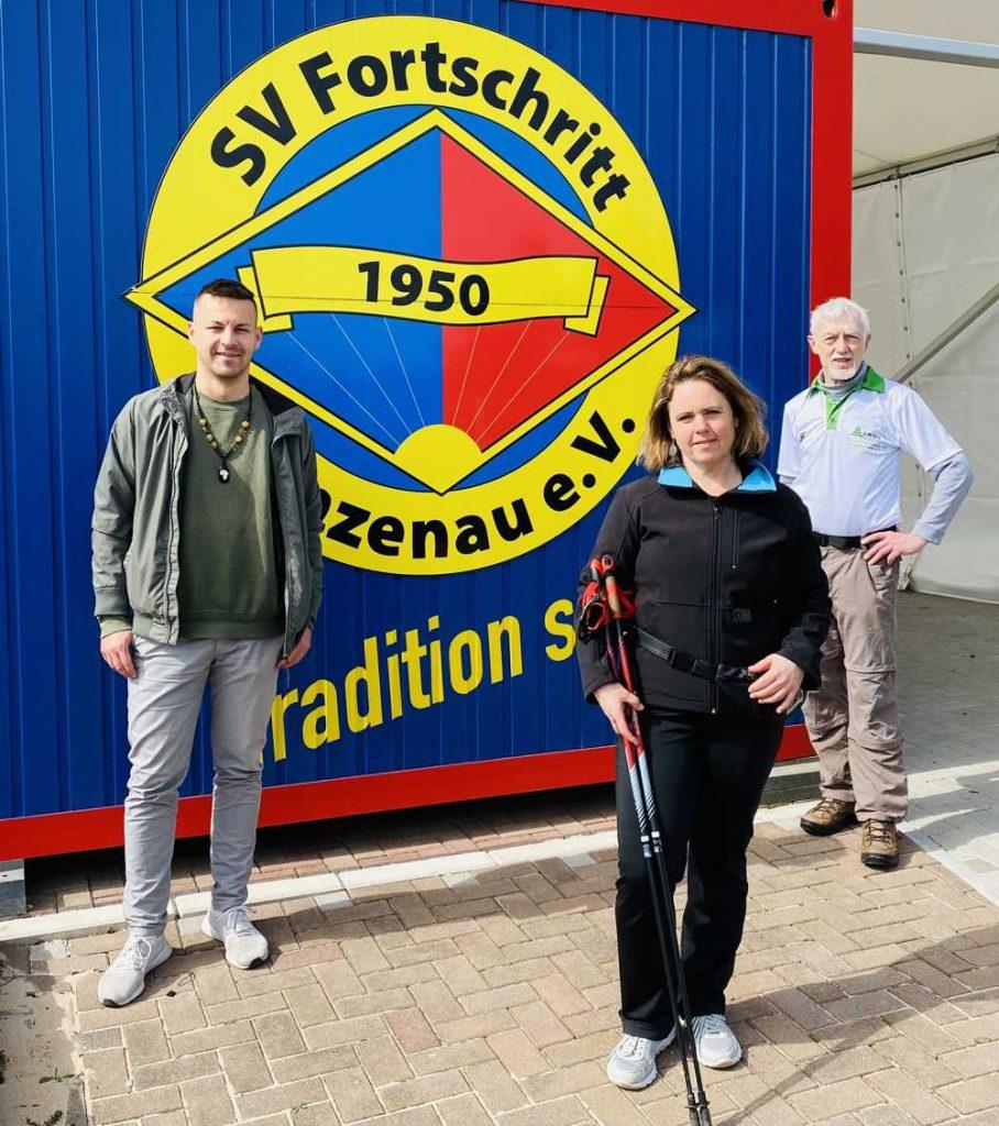 Neue Abteilung im SV Fortschritt Lunzenau e.V. gegründet