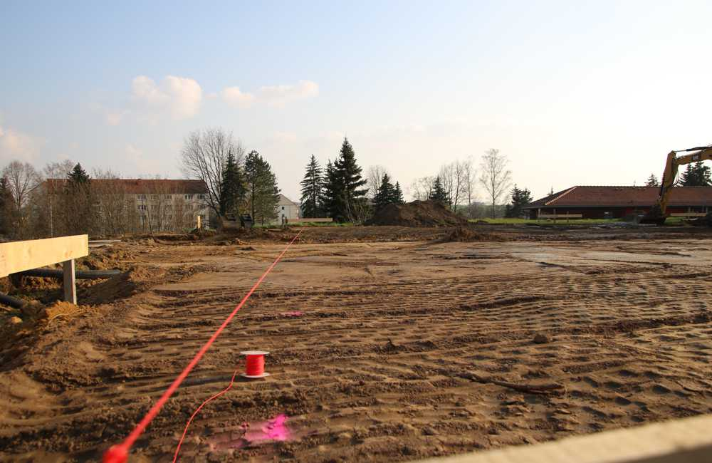 KW16_Multifunktionsgebäude Fundamentarbeiten