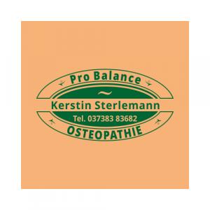 Logo Osteopathie Kerstin Sterlemann
